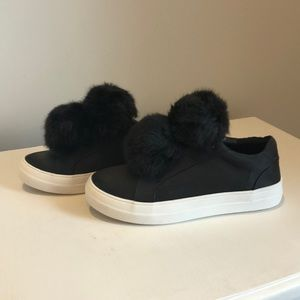Pom Pom sneakers new with tags